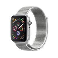 Apple Watch Series 4 40mm Silver Aluminium MU652