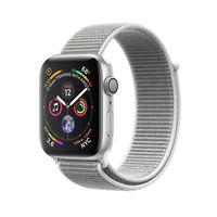 Apple Watch Series 4 40mm Silver Aluminium MU652