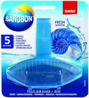 Suspensie pentru toaletă Sano Bon Blue 55 g
