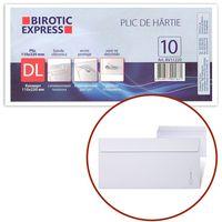 Birotic Express Конверт BIROTIC Express DL 110x220мм силиконовый, 10штук