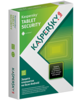 Kaspersky Tablet Security Card 01 PDA Base 1 year