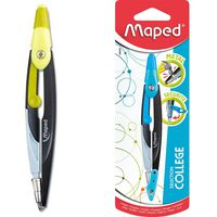 MAPED Циркуль MAPED Metal Open Lead блистер