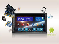 Fly Audio Universal 2 DIN (178Х100) ANDROID