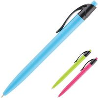 DELI Ручка шариковая DELI Think автом. 0.7мм синяя