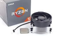 AMD Ryzen 5 1500X 3.5Ghz-3.7GHz Box