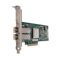 8Gb QLogic FC Dual-port HBA for IBM System x, For System x3650 M4, x3650 M5