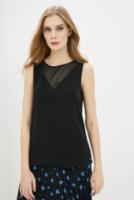 Блуза TOM TAILOR Чёрный 1015035 tom tailor