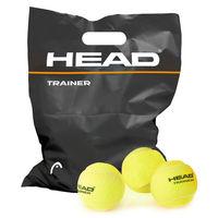 Мячи для тенниса тренировочные Best Seller HEAD Trainer polybag 72 шт.