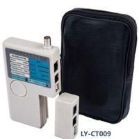 LY-CT009, Cable Tester for UTP/STP RJ45 RJ11 RJ12 BNC USB Cables