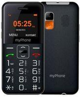 MyPhone Halo Easy Duos, Black