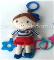 "Baby Mix STK-18871 BOY Игрушка для путешествия ""Мальчик"""