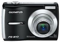 Фотоаппарат цифровой Olympus FE310 black