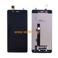Дисплей с тачскрином BQ Aquaris X5 Plus черный