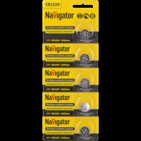 Батарейки серии NBT-CR (Литиевые) CR-1220