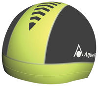 Шапочка для плавания Aqua Sphere Skull Cap I Kluo Yellow/Black