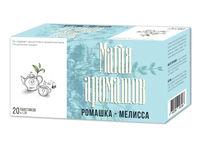 MUȘEȚEL - MELISĂ fitoceai 1,5 g.