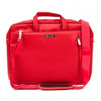 "15.6""Notebook Bag Platinet ""YORK"", Red"