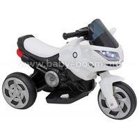 Baby Mix OC-H0008707 WHITE Мотоцикл на аккумуляторе белый