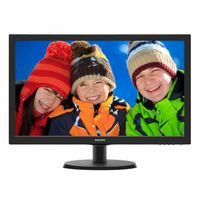 Monitor Philips 223V5QSB6/00 Glossy Black