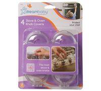Защитные колпачки на ручки плиты Dreambaby (4 шт)