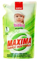 купить Sano Maxima Baby Ополаскиватель (1 л) 990214 в Кишинёве
