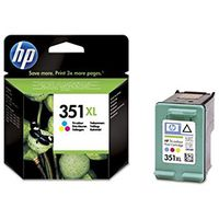 HP CB338EE  No 351XL  color Cartridge