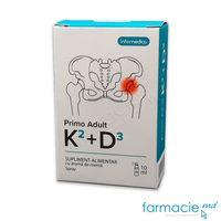 PRIMO Adult K2+D3 spray 1000UI 10ml N1 Infomedica