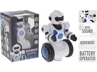 """Игрушка """"Робот"""" со светом и звуком,(батарейки не вх"""