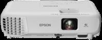 XGA LCD Projector Epson EB-X05, 3300Lum,  15000:1 Доступный яркий XGA проектор.  Технология: LCD: 3×0.55″ P-Si TFT;  Разрешение: XGA (1024×768);  Яркость: 3300 ANSI lm;  Цветовая яркость: 3300 ANSI lm;  Контрастность: 15000:1;  Зум 1,2х (оптический);  Передача изображения по беспроводной сети Wi-fi (опционально);  Автоматическая коррекция вертикальных трапецеидальных искажений;  Быстрая коррекция горизонтальных трапецеидальных искажений ручкой-слайдером;  Функция Quick Corner;  Возможность просмотра изображений напрямую с USB носителей;  Функция копирования настроек и обновления прошивки через USB;  USB Display 3-в-1 — передача изображения, звука и сигналов управления по USB кабелю;  Прямое подключение к документ-камере Epson ELPDC07;  Встроенный динамик 2 Вт;  Фронтальный вывод тепла;  Моментальное выключение;  Вес: 2,5 кг.