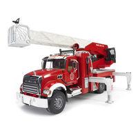 Camion de pompieri Mack, cod 42285