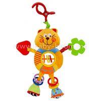 """Baby Mix EF-TE-8562-24 C  Игрушка для путешествий """"Кошечка"""""""