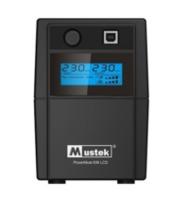 "UPS MUSTEK PowerMust 636 LCD (650VA)  Line Interactive, Schuko, ""98-LIC-L0636"""