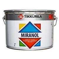 Tikkurila Краска Miranol A Высокоглянцевая 9л