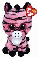 Ty Zoey Pink Zebra 24cm (TY37035)