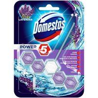 Блок для очищения унитаза Domestos Power 5 Lavender, 1 шт x 55 г