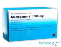 Metfogamma-1000 comp.film. 1000mg N120
