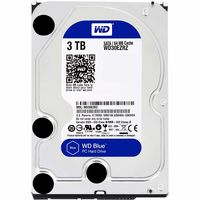 "3.5"" HDD  3.0TB-SATA- 64MB  Western Digital ""Blue"