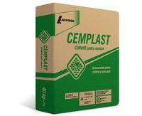 Lafarge Цемент Cemplast M-350 40кг
