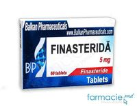 Finasterida comp. 5 mg N60