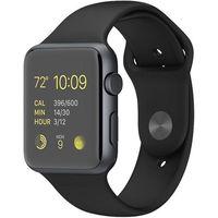 Умные часы APPLE Watch 42mm Sport with Sport Band Black