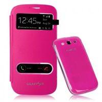 Чехол Flip Cover Samsung I9300 Galaxy S III Pink