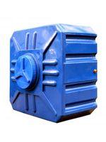 купить Емкость  500 л  квадр. (синий)+ штуцер ½ 100x102x50 в Кишинёве