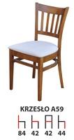 Деревянный стул A59