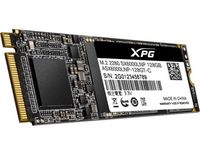 .M.2 NVMe SSD 128 ГБ ADATA XPG SX6000 Lite [PCIe3.0 x4, R / W: 1800/600 МБ / с, 100/130 000 операций ввода-вывода в секунду, 3DTLC]