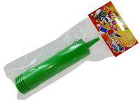 Насос ручной для воздушных шариков 20cm, 4 цвета