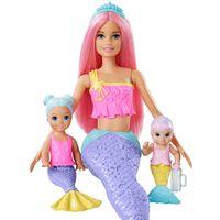 Mattel Barbie Sirena Dreamtopia