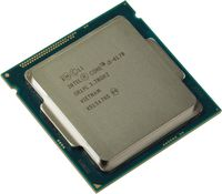 """CPU Intel Core i3-4170 3.7GHz (L3 3MB,S1150,22nm,Intel HD4400 Graphics,54W) Tray 2 cores, 4 threads,Intel HD 4400"""