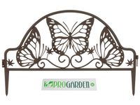 Забор для сада/огорода декоративный 50Х32cm