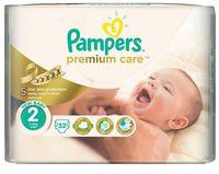 Pampers Premium Care Mini 2 (3-6 кг.) 32 шт.