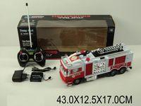Пожарная машина на аккумуляторе